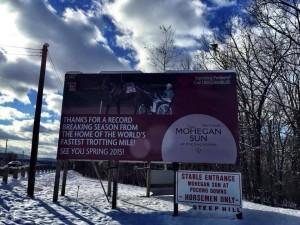 Sebastian K_Mohegan Sun Billboard